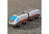 Elektrischer Zug-Spielzeug für Kinder Batteriebetriebene Aktion Lokomotive Eisenbahn Eisenbahn-Lokomotive Zug magnetischer Verbindung der klassischen Kinder Lokomotive Spielzeug-Zug-Spielzeug