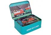 Gewonnen Gift Of The Year 2012 Spring Fair Toys   Miniatur-Spielzeug-Zug in einer Tin Set