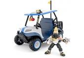 Fortnite Boti 36436 All Terrain Kart Playset Set Geländewagen Spielset mit exklusiver 5 cm Aktionfigur Drift seinen typischen Waffen und Ausrüstung Aktionspielset für Fans ab 8+ 63554 Mehrfarbig
