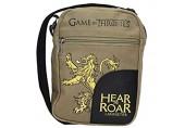 Game of Thrones Z888455 Mini Messenger Bag Lannister Hear Me Roar Mehrfarbig