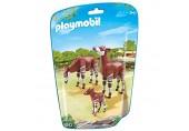 Playmobil 6643 - 2 Okapis mit Baby