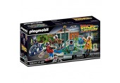 PLAYMOBIL Back to the Future 70634 Part II Verfolgung mit Hoverboard Ab 5 Jahren