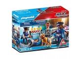 PLAYMOBIL City Action 6878 Polizei-Straßensperre Ab 5 Jahren