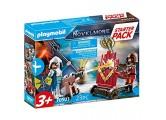 PLAYMOBIL Novelmore 70503 Ergänzungsset Für Kinder ab 3 Jahren