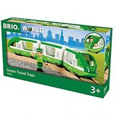 BRIO World 33622 - Reisezug Grün