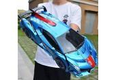 MUMUMI Induktion Transformers Fernbedienung Autorennen Lade Roboter-Kind-Spielzeug Jungen-Geschenk 2 in 1 Kinder Spielzeug Fernbedienung Auto-Roboter Deformation Autobots