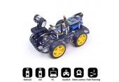 WiFi Smart Robot Car Kit für Arduino UNO R3 ferngesteuerte HD Kamera FPV Robotics Learning & Educational Electronic Toy