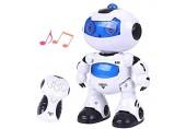 XIAOKEKE Ferngesteuerter Roboter Für Kinder Intelligenter RC Roboter Spielzeug LED Augen Und Musik Beste Weihnachten Und Geburtstagsgeschenke Für Kinder