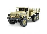 Amewi 22357 Sand US Millitary Truck 6x6 M 1:16