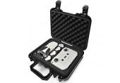 LEKUFEE Tragbare wasserdichte Koffer Kompatibel mit Neuen DJI Mini 2 Drohne und Mavic Mini 2 Zubehör(Enthält Keine Drohnen)