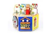 Abacus Spielzeug multifunktionale Intelligenz große runde Kinder schatzkiste pädagogisches Spielzeug perlen Holz multifunktionales Geschenk Holz pädagogische Spielzeug entwickeln Intelligenz TINGG