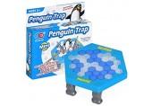 Aujelly Pinguin Trap Klopfbank Save The Penguin Interaktives Spiel Hammerspiel Spielzeug Eisblock-Breaking-Spiel Klopf Hämmerspielzeug für Kinder- Baby Spielzeug Familienparty-Spiel