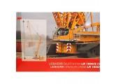 herpa 076722 - Bausatz Derrick für Liebherr Raupenkran LR 1600/2