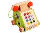 Aktivitätswürfel Babyspielzeug Lernen Spielzeug for Kleinkinder Lernspielzeug for Jungen und Mädchen Kleinkinder Multifuncation Bildungsaktivität Spielzeug (Color : Multi-Colored Size : Free Size)