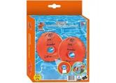 Bema Original Schwimmflügel mit Schaumstoffkern Orange für Kinder von 3-6 Jahren (2X Duo Protect)