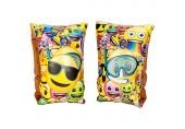 Emoji-25459 Set aufblasbare Manschetten Mehrfarbig (Saica 5889)