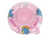 Baby Schwimmring mit Schwimmsitz Schwimmreifen Aufblasbar Schwimmhilfe Schwimmboot für Kleinkinder von 6 Monaten bis 3 Jahren