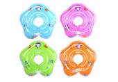 Inflatable Baby Swim Float Children Waist Ring Pool Floats Toys Swimming Pool Accessories Childrens\' First Swim Floaties Bathtub Toys for Baby 0-18 Months?with Inflator Pump? (Green)