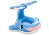 Rubeyul Schwimmring Baby Baby Schwimmen Schwimmhilfe Ring Schwimmring Poolsessel Aufblasbar Schwimmsessel Kleiner Schwimmring für Badespaß Schwimmsitz für Kinder ab 6 bis 30 Monate