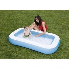 Intex Rectangular Pool - Kinder Aufstellpool - Planschbecken - 166 x 100 cm x 28 cm - Für 2+ Jahre