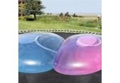 Amazing Bubble Ball Übergroße Aufblasbare Wasserball Aufblasbare Blase Wasser gefüllt Strand Soft Rubber Ball Tränenresistentes Gummiballballon Aufblasbare Bälle für den Außenbereich Badespielzeug 2
