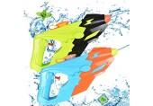 2er Wasserpistole Wasserpistole Spielzeug für Kinder Erwachsene Wasserpistole Spritzpistolen Set Wasserpistole mit Großer Reichweite Wasserpistole Spielzeug Water Blaster Wasserpistole für Strand