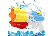 EPCHOO Wasserpistole 1200ML Groß Water Blaster Water Gun Spielzeug mit 8-10 Meter Reichweite für Party Blaster Badestrand Sommer Pool Wasserschütze Wasserspielzeug