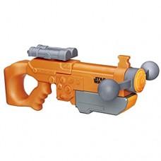 Super Soaker Hasbro B4446EU4 - Star Wars E7 Chewbacca Bowcaster Wasserpistole