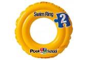 Intex 58231EU - Pool School Step 2 - Schwimmring Durchmesser 51 cm