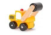 Small Foot 11138 Spielfahrzeug Holz FSC 100%-Zertifiziert in kindgerechter Form Spielzeug Mehrfarbig