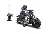 Bauer Spielwaren Maisto 581661 - R/C Harley-Davidson XL 1200N Nightster mit Fahrer RTR 31 cm