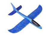 runxinqing Wurfgleiter Segelflugzeug für Kinder Kinder Styroporflieger Flugzeug Spielzeug Segelflugzeug Modell Leuchtende Segelflugzeug Outdoor Spielgeräte Hand starten Flugzeugmodell