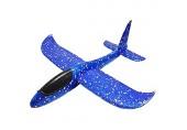 U-M PULABO Outdoor Manuelle Sport Flugzeug Flugzeug Spielzeug Werfen Hand Segelflugzeug Modell Kinder Geschenk Blau Durable Service Beliebt